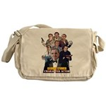 Actor George Stover Messenger Bag