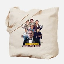 Actor George Stover Tote Bag