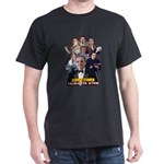 Actor George Stover Dark T-Shirt