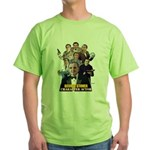 Actor George Stover Green T-Shirt