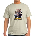 Actor George Stover Light T-Shirt