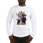Actor George Stover Long Sleeve T-Shirt