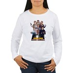Actor George Stover Women's Long Sleeve T-Shirt