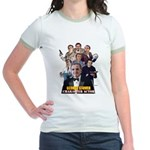 Actor George Stover Jr. Ringer T-Shirt