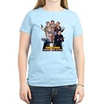 Actor George Stover Women's Light T-Shirt