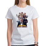 Actor George Stover Women's T-Shirt