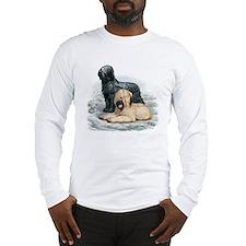 Cute Briard Long Sleeve T-Shirt