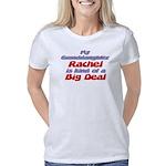 MelanomaSupport Husband Women's Light T-Shirt