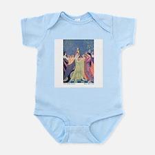 Abbott's Dancing Princesses Infant Creeper