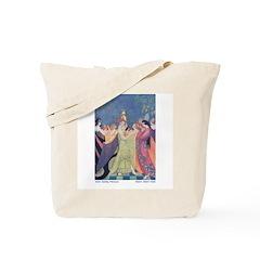 Abbott's Dancing Princesses Tote Bag