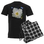 The Rapture of Spring Men's Dark Pajamas