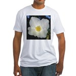 The Rapture of Spring Fitted T-Shirt