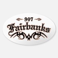 Fairbanks 907 Decal