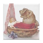 Tarrant's Thumbelina Tile Coaster