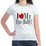 VAS awareness Jr. Ringer T-Shirt