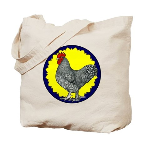 Maline Rooster Tote Bag