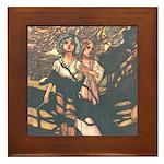 Charles Robinson's Hansel & Gretel Framed Tile