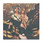 Charles Robinson's Hansel & Gretel Tile Coaster