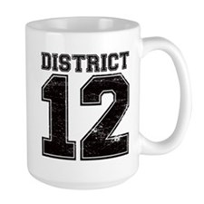 Mellark District 12 Mug