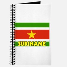 Suriname Flag Journal
