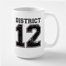 Everdeen District 12 Ceramic Mugs