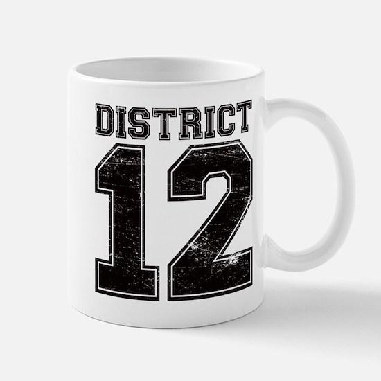 Everdeen District 12 Mug