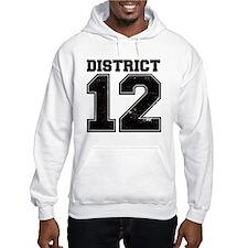 Everdeen District 12 Hoodie