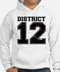Everdeen District 12 Hoodie Sweatshirt