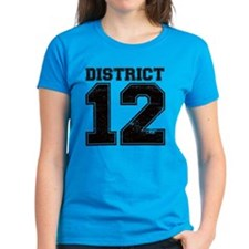 Everdeen District 12 Tee