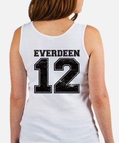 Everdeen District 12 Women's Tank Top