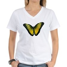Yellow Butterfly -- Shirt