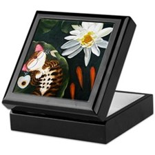 Lotus Lullaby Keepsake Box