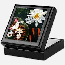 Lotus Lullaby Keepsake Box