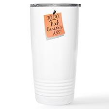 To Do 1 Uterine Cancer Travel Mug