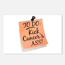To Do 1 Uterine Cancer Postcards (Package of 8)
