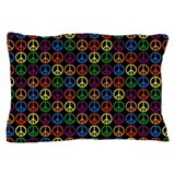 Peace pillow case Pillow Cases