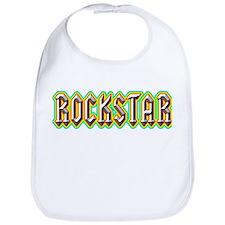 Rockstar Bib