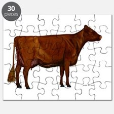 Shorthorn dairy cow Puzzle