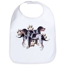 best friends coonhound Bib