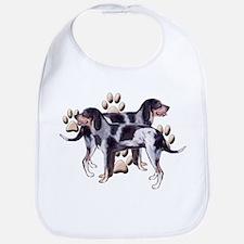 best friends coonhound Bib