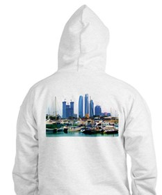 Guarded Marina Jumper Hoody