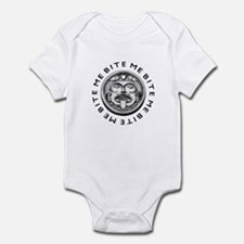 Mayan Bite Me Infant Bodysuit