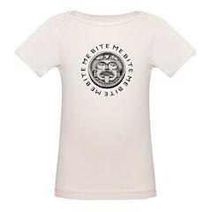 Mayan Bite Me Organic Baby T-Shirt