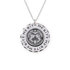 Mayan Bite Me Necklace