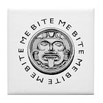 Mayan Bite Me Tile Coaster