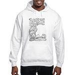 Abbott's Mermaids Hooded Sweatshirt