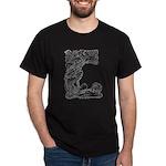 Abbott's Mermaids Black T-Shirt