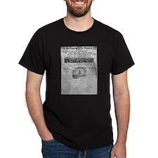 1906 San Francisco Earthquake T-Shirt