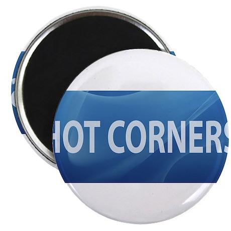 Hot Corners Mac Magnet