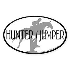 Hunter Jumper Decal